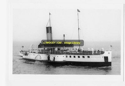 rp01637 - Paddle Steamer - Wingfield Castle , built 1934 - photo 6x4