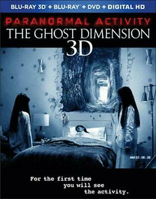 Paranormal Activity:ghost Dimension 3 - Blu-Ray Region 1 Free Shipping!