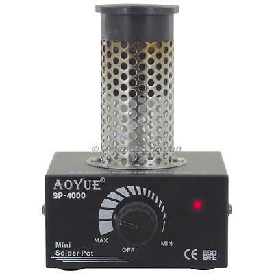 Aoyue SP4000 Mini Solder Pot 160 Watts, Temperature 200-400°c