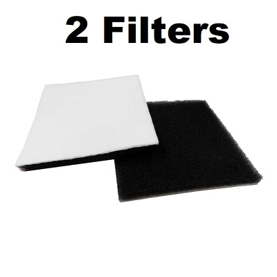 2 Filters for Kenmore Canister Vacuum 86883 CF1 CF-1
