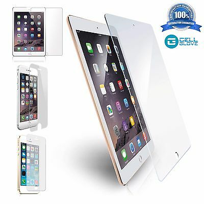 For Apple iPad 2 3 4 Air Mini iPhone 6 7 Premium Tempered Glass Screen Protector