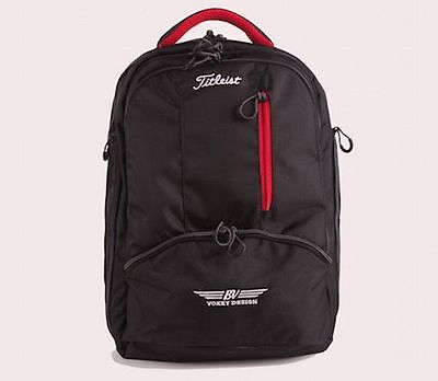 Vokey Design - 2016 Titleist Essential Large Backpack With Bv Wings