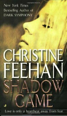 Shadow Game (Ghostwalker Novels) by Feehan, Christine Paperback Book The Cheap