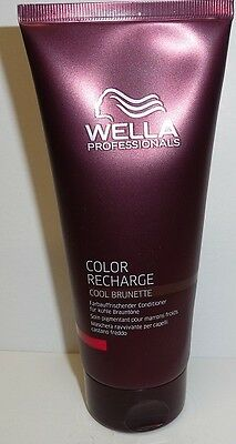 Wella Professionals Color Recharge Cool Brunette Conditioner 200ml