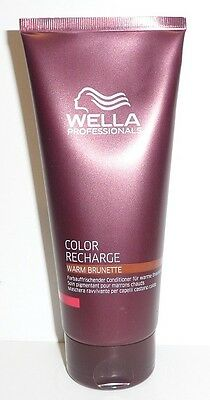 Wella Professionals Color Recharge Warm Brunette  Conditioner 200ml