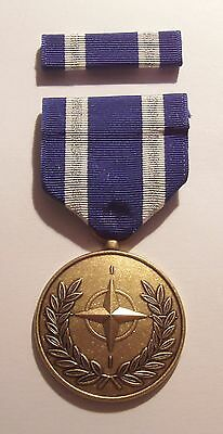 U.S. Non-Article 5 NATO Medal Afghanistan with RIBBON