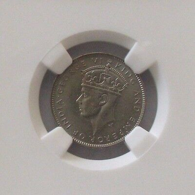1939 British Hondurus NGC MS64 Uncirculated 5 Cents
