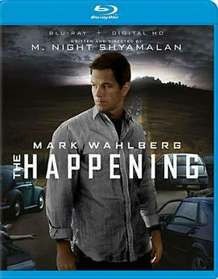 The Happening - BLU-RAY Region 1 Free Shipping!