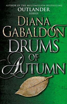 Drums Of Autumn: (Outlander 4) by Gabaldon, Diana Book The Cheap Fast Free Post