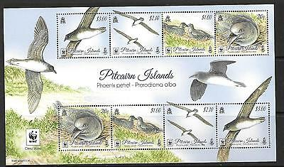 Pitcairn Islands 2016 Petrels M/s  Mnh