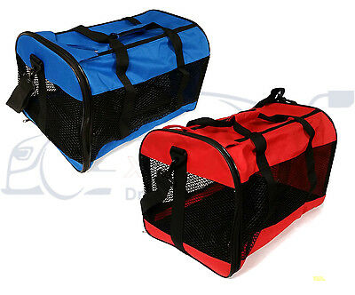 Pet Carrier Bag for Dog, Cat, Small Animal - Washable, Breathable, Fold up.