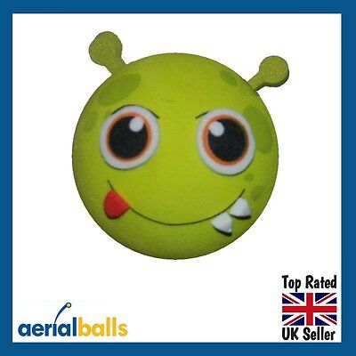 Cute Alien Martian Car Aerial Ball Antenna Topper