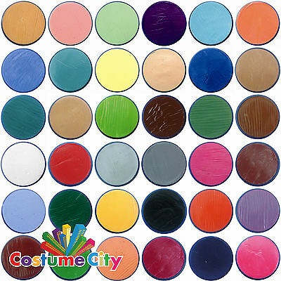 18ml Snazaroo Classic Face & Body Paint Make Up - 57 Colours Available