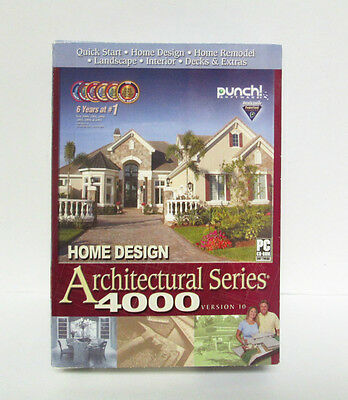 Home Design Architectural Series 4000 Series 10 Pc Punch Home Design Architectural Series Intercasher Info On