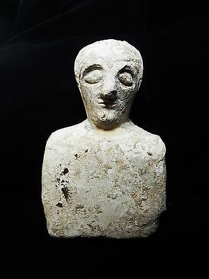 ZURQIEH - Holy land, Judaea - Byzantine or earlier ?? Stone Idol? • CAD $1,260.00