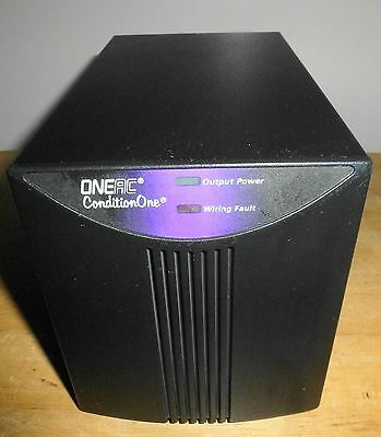 Oneac Model Pc075A Conditioneone  Power Conditioner