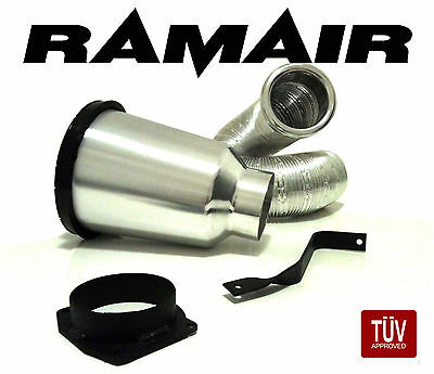 RAMAIR Vauxhall Corsa C 1.4i Enclosed Cold Air Filter Induction Kit CAI