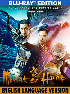 Monster Hunt [New Blu-ray] Manufactured On Demand, Ac-3/Dolby Digital