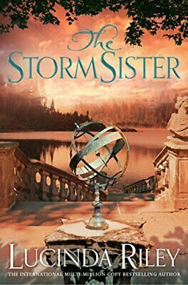 The Storm Sister (The Seven Sisters) by Riley, Lucinda Book The Cheap Fast Free