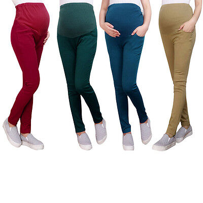 Maternity Pants Leggings Stretch Clothes For Pregnant Women Summer Winter CNOG
