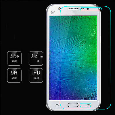 For Samsung Galaxy J7 Ultra Clear Tempered Glass Screen Protector Film Guard