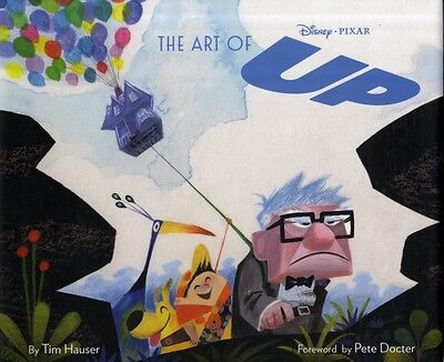 The Art of Up (Pixar Animation) (Hardcover), Hauser, Tim, 9780811866026