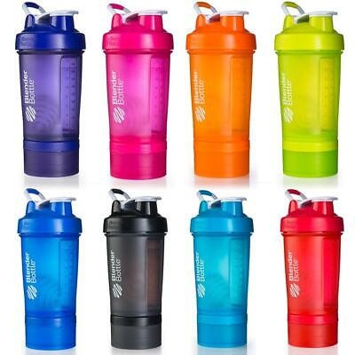 Blender Bottle ProStak Full Color Shaker 650ml Eiweißshaker Mixer Container