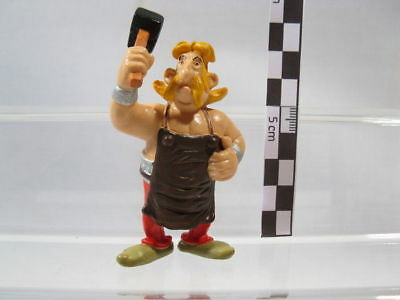 Asterix Serie MD Toys 1995 :  Schmied Automatix  64250a+b
