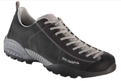 Scarpa Mojito GTX, graphite - the waterproof version of the classic