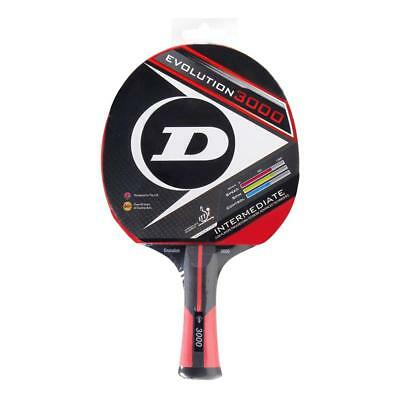 Dunlop Evolution 3000 Table Tennis Bat
