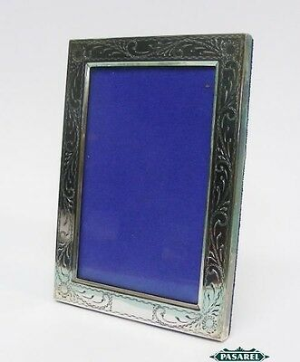 Fine Italian Sterling Silver Photo Picture Frame 4.3x3