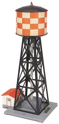 MTH 35-90002, Fully Assembled, Operating No. 23772 Water Tower w/Bubbling Pipe