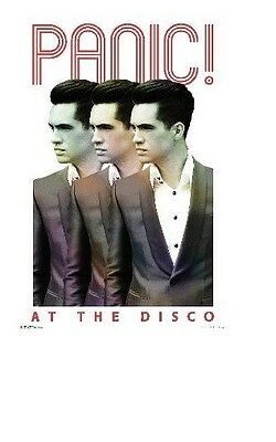 PANIC AT THE DISCO ~ Repeating Image ~ 24x36 MUSIC POSTER ~ NEW! ~ Brendon Urie