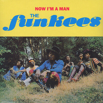 Funkees, The - Now I'm A Man (Vinyl LP - 1976 - EU - Reissue)