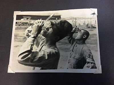 Japanese imperial army officer photo album F84-5