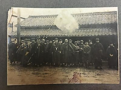 Japanese imperial army officer photo album  F84-6