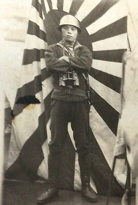 Japanese imperial army officer photo album dated showa 10 ( 1935)  F84-3