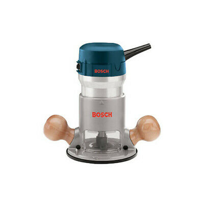 Bosch 2 HP Fixed-Base Router 1617 New