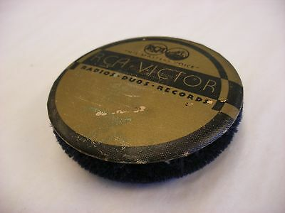 Phonograph Victrola Gramophone - Record Duster Ceaner - RCA Victor Radios