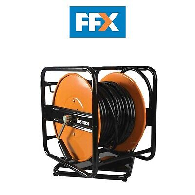 Bostitch BOSCPACK30 30m Air Line Hose On Reel