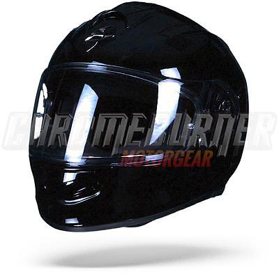 Scorpion Exo-510 Air Gloss Black, Motorcycle helmet, NEW