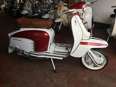 Lambretta 125 special 150 upgrade..  others in stock