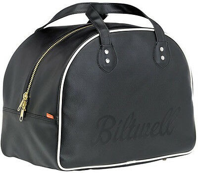 Biltwell Rover Helmet Bag Gear Bag Black White