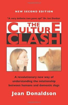The Culture Clash by Donaldson, Jean Paperback Book The Cheap Fast Free Post