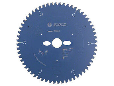 Bosch 2608642530 254mm x 30mm x 60T Wood Circular Saw Blade