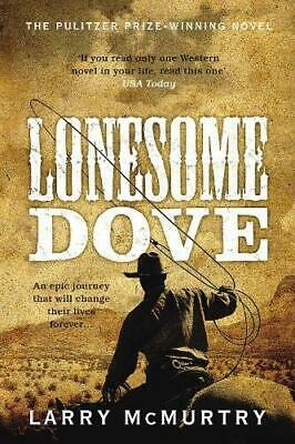 Lonesome Dove by McMurtry, Larry Book The Cheap Fast Free Post