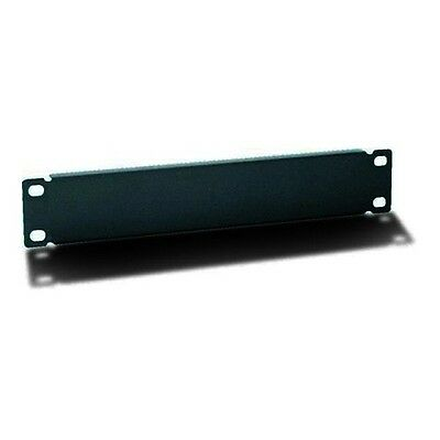 INTELLINET Pannello Cieco 1 HE per Armadio rack 10 Nero [B0244462]