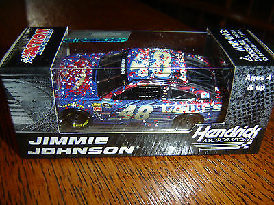 2016 Jimmie Johnson #48 Lowes SUPERMAN Fontana Win 1:64 ACTION FREE SHIPPING