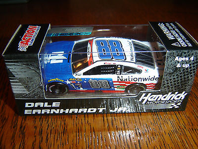 2016 Dale Earnhardt Jr #88 Nationwide Salutes 1:64 ACTION FREE SHIPPING