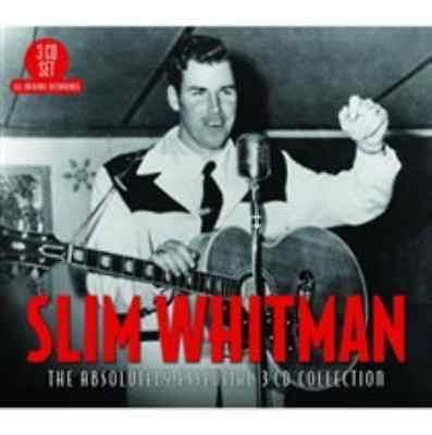 Slim Whitman-The Absolutely Essential 3CD Collection  CD / Box Set NEW